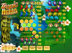 Tropic Reels Screenshot 2