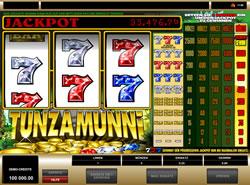 Tunzamunni Screenshot 1