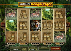 Untamed Bengal Tiger Screenshot 1