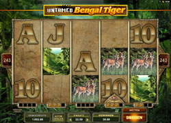 Untamed Bengal Tiger Screenshot 5