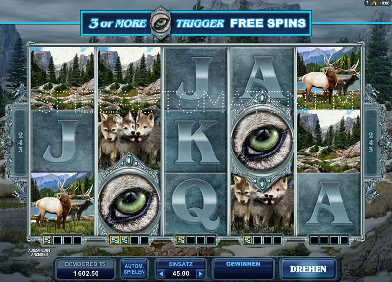 Bewertung des Slots Treasure Voyage –mit mehr Gewinnlinien spielen
