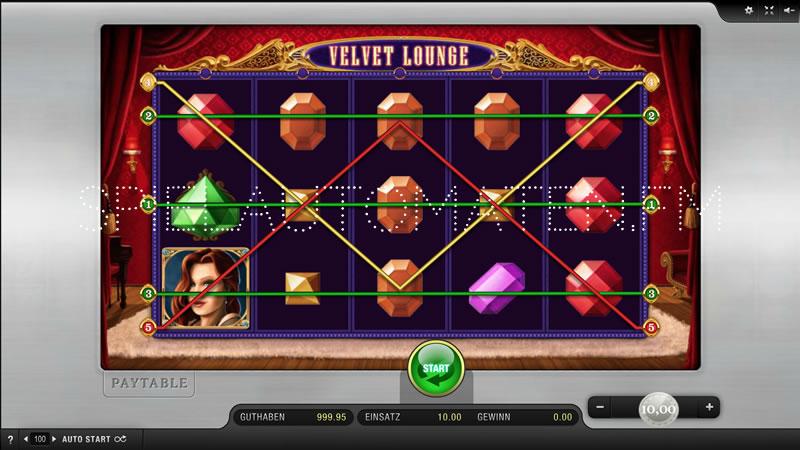 Spiele Velvet Lounge - Video Slots Online