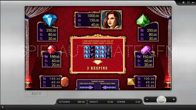 Spiele Velvet Lounge - Video Slots Online
