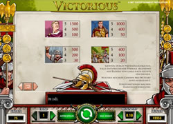 Victorious Screenshot 3
