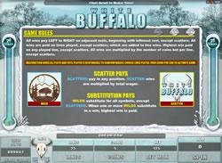 White Buffalo Screenshot 2