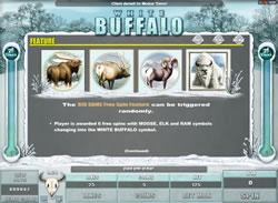 White Buffalo Screenshot 4