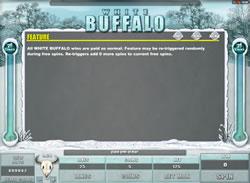 White Buffalo Screenshot 5