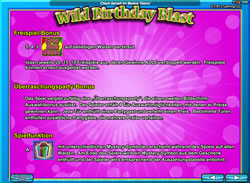 Wild Birthday Blast Screenshot 5