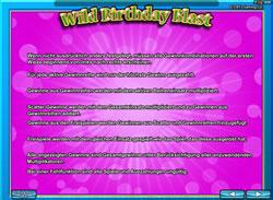 Wild Birthday Blast Screenshot 6