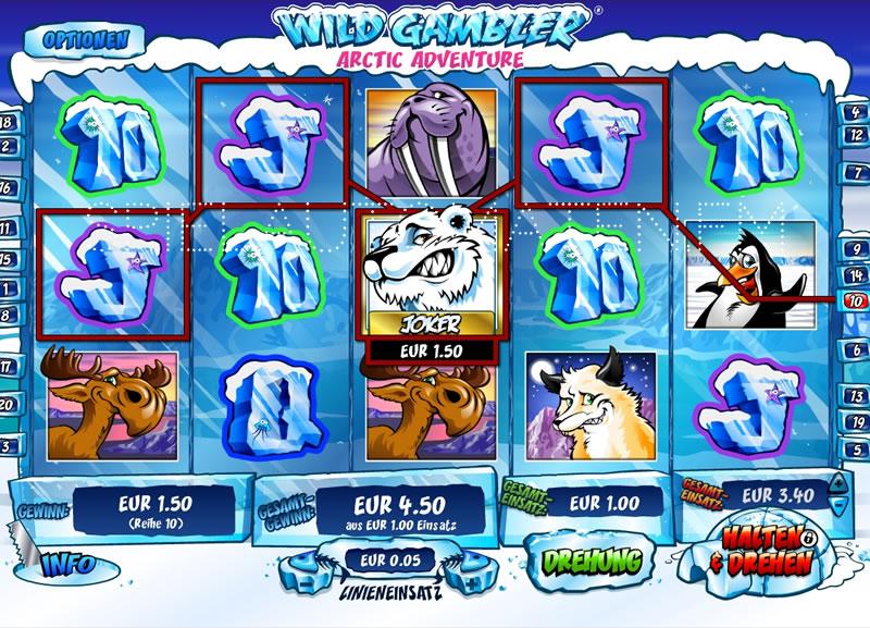 gambler spiel