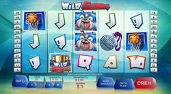 Wild Games Screenshot 1