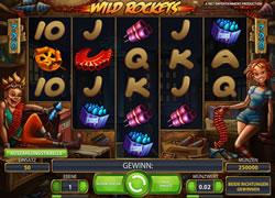 Wild Rockets Screenshot 1