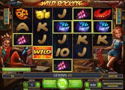 Wild Rockets Screenshot 4