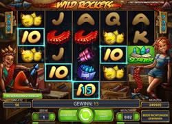 Wild Rockets Screenshot 5