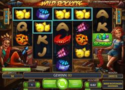 Wild Rockets Screenshot 6