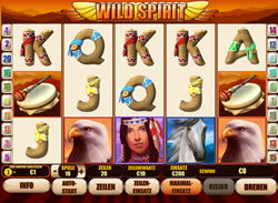 Wild Spirit Screenshot 1
