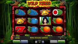 Wild Thing Screenshot 1