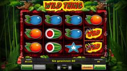 Wild Thing Screenshot 10