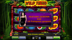 Wild Thing Screenshot 17