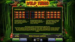 Wild Thing Screenshot 3