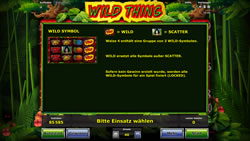 Wild Thing Screenshot 4