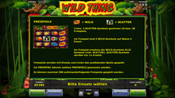 Wild Thing Screenshot 5
