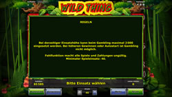 Wild Thing Screenshot 6