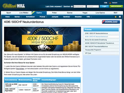 William Hill Screenshot 6