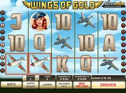 Wings of Gold Screenshot 1