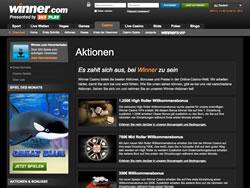 Winner.com Screenshot 1