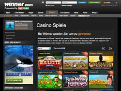 Winner.com Screenshot 2