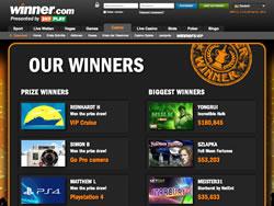 Winner.com Screenshot 5