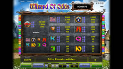 Wizard of Odds Screenshot 2