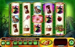 Wizard of Oz Ruby Slippers Screenshot 2