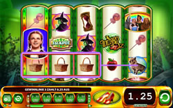 Wizard of Oz Ruby Slippers Screenshot 4