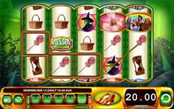 Wizard of Oz Ruby Slippers Screenshot 6