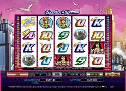 Wonder Woman Screenshot 1