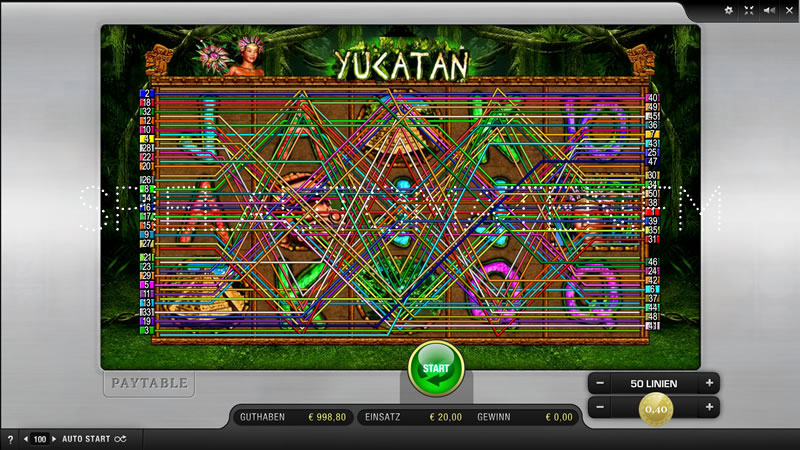 yucatan spielen