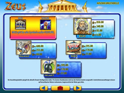 Zeus Screenshot 3