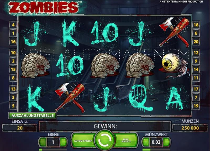 zombies spielen